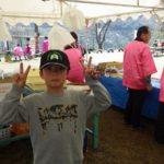 越野尾地区のさくら祭り