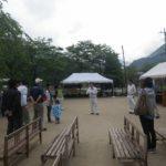 西米良村小川地区「山菜祭り」