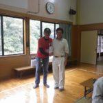 小川自治公民館の皆様、ありがとうございます!