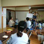 都農町 訪問・傾聴活動(8月5日)