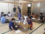 宮崎県日之影町大菅地区 夏祭り