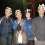 宮崎県西米良村児原稲荷神社大祭のお手伝い