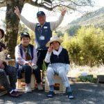都農町 4月6日「平成」最後のグリーカーテンつくり隊の活動を行いました!!