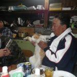 宮崎県日之影町追川上地区 やまじゅう山菜祭りのお手伝い