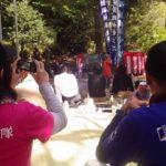諸塚村立岩地区「諸塚神社秋季大祭」その2