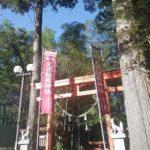 宮崎県西米良村越野尾地区「児原稲荷神社の神楽の準備のお手伝い」